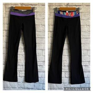 IVIVVA 2 Pairs of Yoga Pants Activewear Girls Lululemon